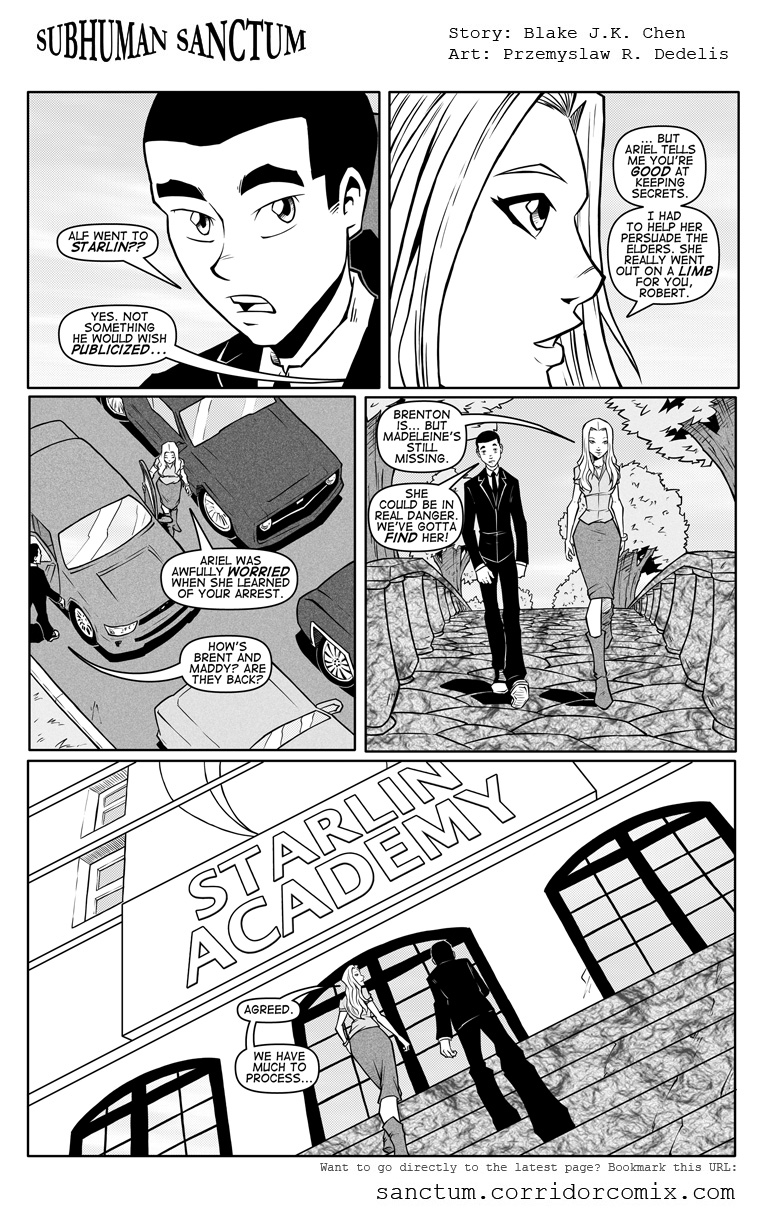 Subhuman Sanctum II, Pg 32