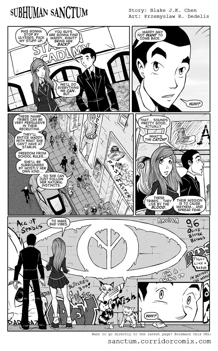 Subhuman Sanctum II, Pg 41