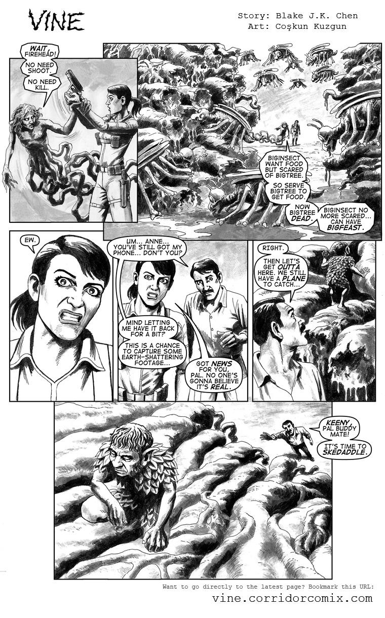 VINE #6, Pg 13